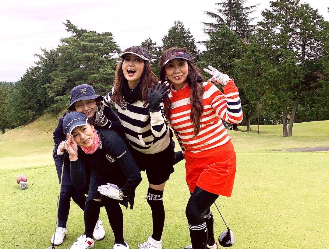リハビリゴルフは今日も楽しい〜